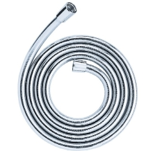 Hansgrohe Isiflex bruserslange 1600 mm Steel-Opt