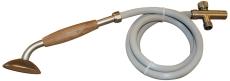 håndbruser med slange og omskifter (består af nr. 5092+5095)