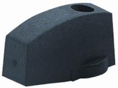 Securex 46-1001 greb sort til kuglehane