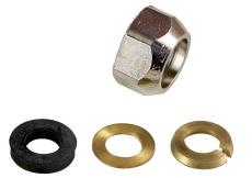 "1/2"" x 10 mm Nito kompressions kobling"