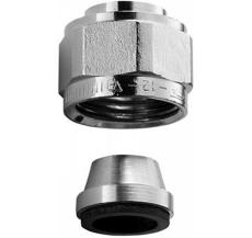 "3/8"" x 10 mm Frese kompression kobling"