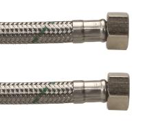 Neoflex spx rustfri flet DN08 3/8 l x 3/8 l 300 mm