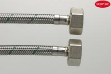 Neoperl Softpex slange m/ rustfri flet 3/4 X 3/4