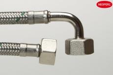 Neoperl Softpex slange m/ rustfri flet 1/2 X 1/2