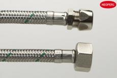 Neoflex spx rustfri flet DN08 1/2 l x 10mm skærering 200 mm