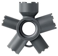Neoperl universalnøgle grå for alle typer luftblandere / Cac