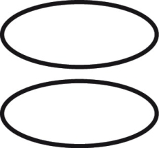 Børma Reservedele O-ringe 44,00 x 2,00 mm