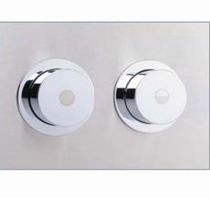 Vola A83-40 trykknapper til cisterne med pneumatisk skyl