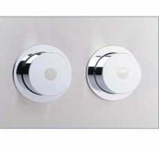 Vola A83-20 trykknapper til cisterne med pneumatisk skyl