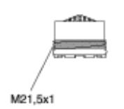 FMM Garda strålesamler M21.5X1