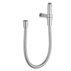Mora vægbeslag med slange til Mora shower system