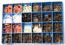 Pakning sortiment 1000 stk