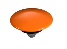 NICO click clack porcelæn top orange