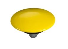 NICO click clack porcelæn top gul