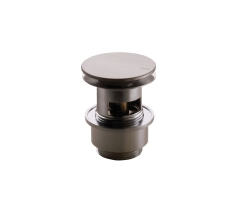 "Vola A62-40 1.1/4"" bundventil med push up ventil"