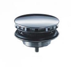 Axor Waschtischventil DN 32 Steel optic