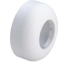Roset 50 x 90 x 25 mm hvid
