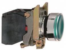 LAMPETR.XB4BW33B5 24VAC/DC GR