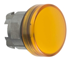 Lampehoved orange for LED ZB4BV053