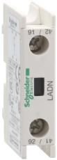 Hjælpeblok LADN10 1 slutte til LC1D09-38