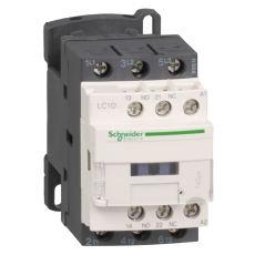 Kontaktor LC1D09BL 9A 3P+1Sl+1Br 24V DC