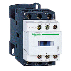 Kontaktor LC1D09B7 9A 3-polet + 1 slutte + 1 bryde 24V AC