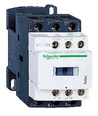 Kontaktor LC1D09P7 9A 3-polet + 1 slutte + 1 bryde 230V