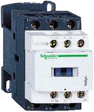 Kontaktor LC1D09V7 9A 3-polet + 1 slutte + 1 bryde 400V