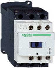 Kontaktor LC1D12B7 12A 3-polet + 1 slutte + 1 bryde 24V AC