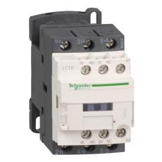 Kontaktor LC1D18F7 18A 3P+1Sl+1Br 110V AC