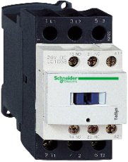 Kontaktor LC1D38V7 38A 3P+1SL+1BR 400V