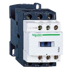 Kontaktor LC1D32CD 32A 3P+1Sl+1Br 32V DC