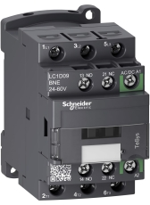 Kontaktor Tesys D LC1D09BNE 9A 3P 24-60V AC/DC