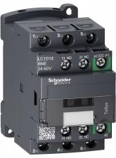 Kontaktor Tesys D LC1D18BNE 18A 3P 24-60V AC/DC