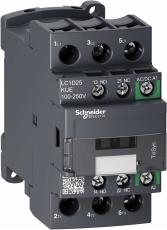 Kontaktor Tesys D LC1D25KUE 25A 3P 100-250V AC/DC