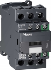Kontaktor Tesys D LC1D32KUE 32A 3P 100-250V AC/DC