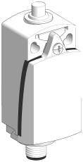 Endestop metal stempel 1 slutte+1 bryde stik M12 XCKD2110M12