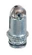 Endestophoved metal stempel/rulle ZCE02