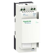 Switch mode strømforsyning 24V DC 0,6A, 1-faset, ABL8MEM2400