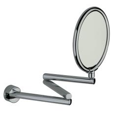 Kosmetikspejl 3-armet, ø:200mm forstørr. x2-3
