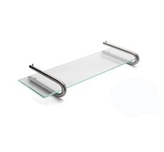 Spejlhylde, Glasblæst, 470 x 120 mm, d line, Sanitet.