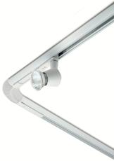 Lytespan 1F 230V Flexkobling Sølv