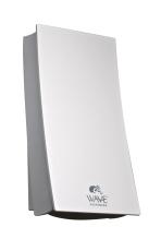 Wave dispenser hvid