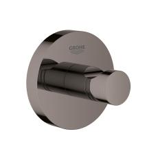 GROHE Essentials Håndklædekrog, poleret hard graphite