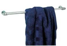 Vola håndklædestang 600 mm krom
