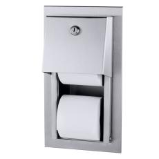Intra Juvel Sanitet Easy 0031 toiletrulleholder indbyg
