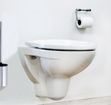 Frost Nova toiletrulleholder 5, børstet