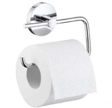 Hansgrohe Logis E/S Papirholder uden klap krom