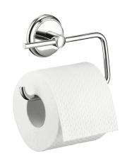 Hansgrohe Logis C toiletpapirholder uden klap krom