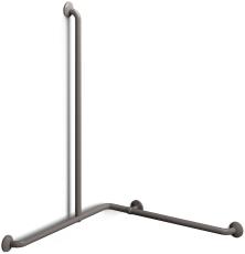 Pressalit Plus håndgrebskombination,762x762x1090 mm, antraci